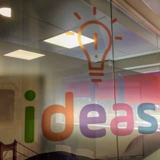 ideas, trabajo en equipo, creatividad